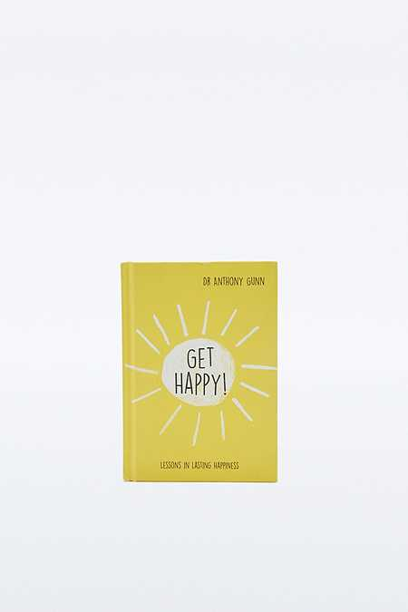 "Buch ""Get Happy!"""