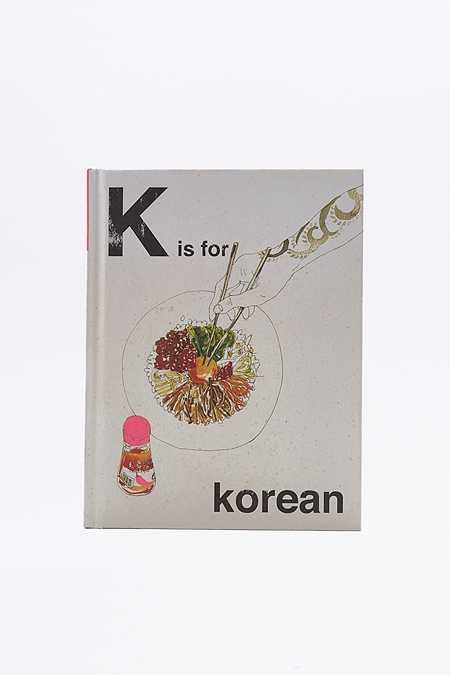 Livre Alphabet Cooking: K Is For Korean