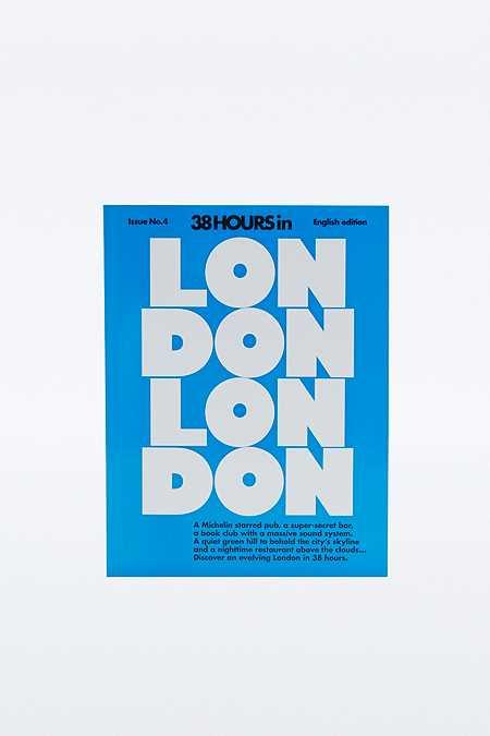 """Buch """"38 Hours in London"""""""