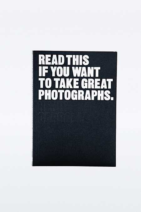 """Read This If You Want to Take Great Photographs"" Buch"