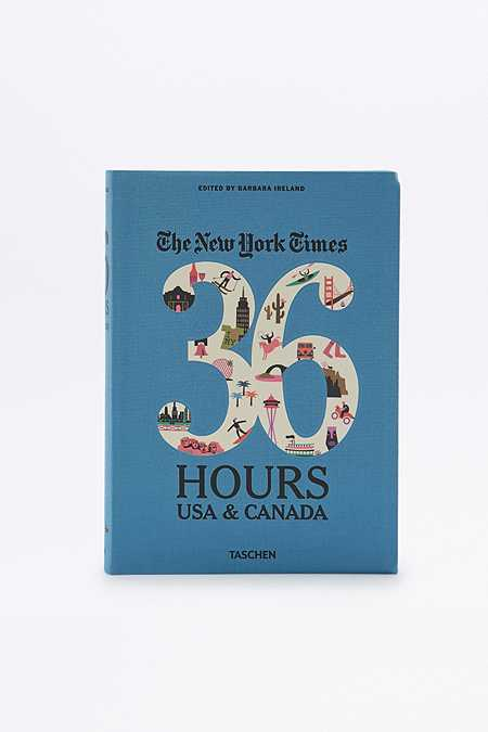 New York Times 36 Hours America