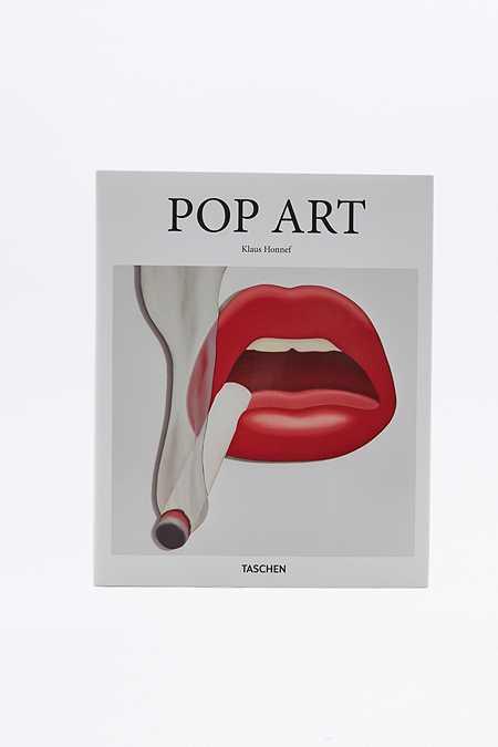 Livre sur le Pop Art