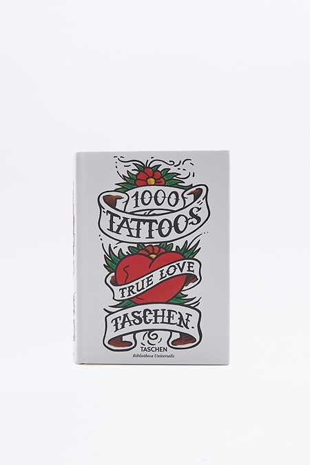 1000 tatouages - Livre