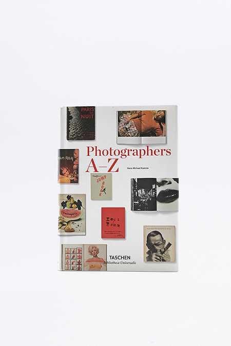 Livre Photographers A-Z