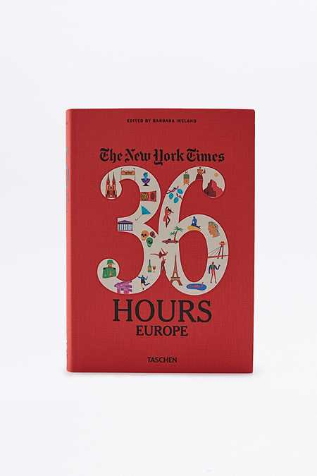 """36 Hours 125 Weekends in Europe"" Buch"