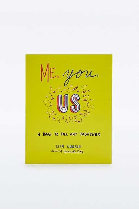 "Buch ""Me, You, Us"""