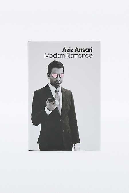 """Buch """"Modern Romance"""""""