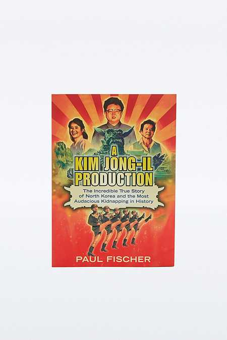 "Buch ""A Kim Jong-Il Production"""