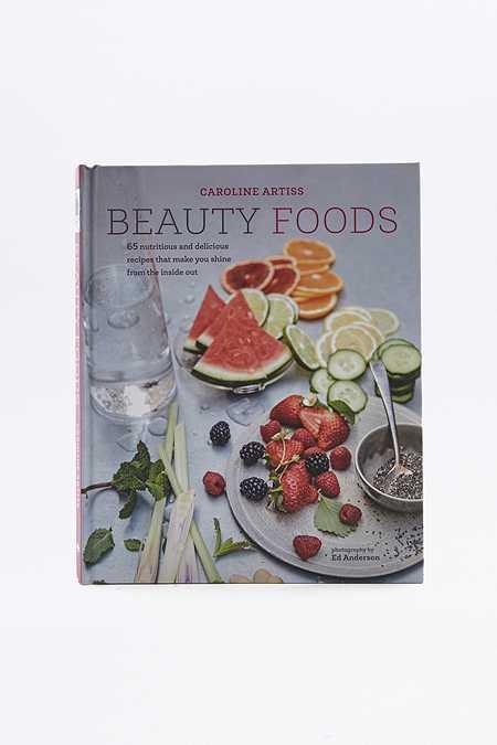 Livre Beauty Foods