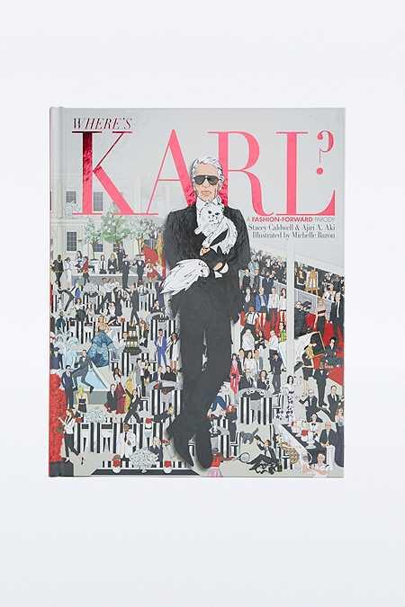 """Buch """"Where's Karl?: A Fashion-Forward Parody"""""""