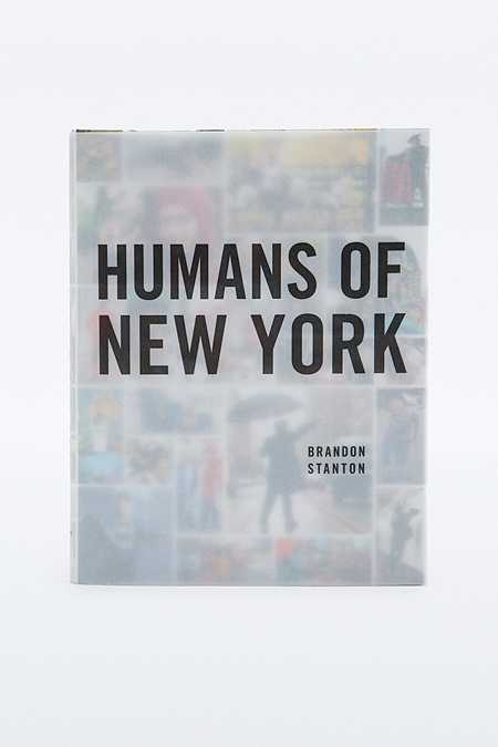 "Buch ""Humans of New York"""