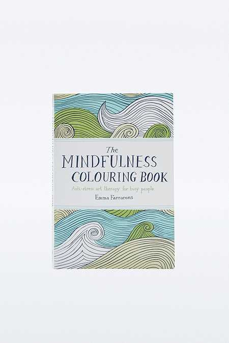 "Buch ""The Mindfulness Colouring Book: Anti-Stress Art Therapy for Busy People"""