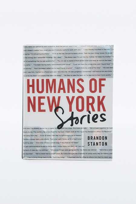Livre Humans of New York: Stories