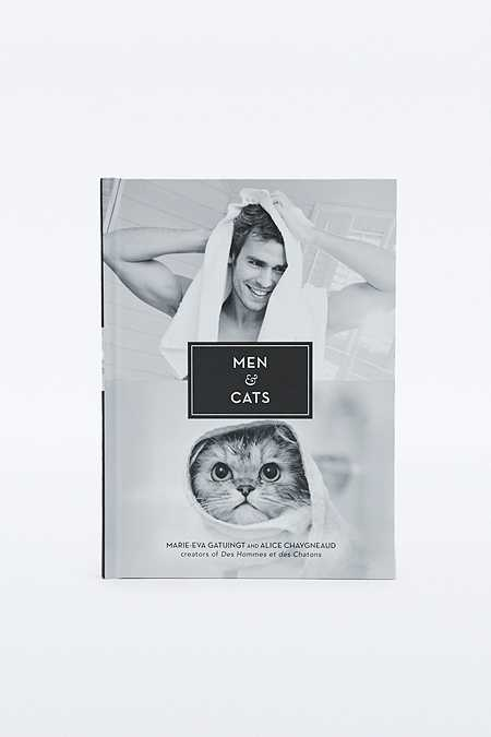 "Buch ""Men & Cats"""