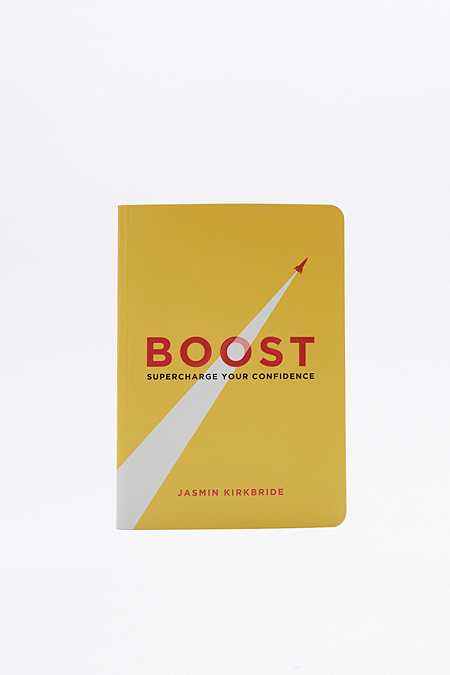 Livre Boost : Supercharge Your Confidence