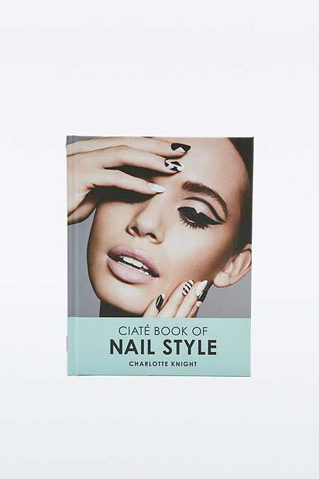 "Buch ""The Ciaté Book of Nail Style"""