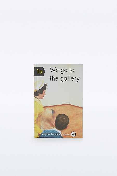 "Buch ""We Go to the Gallery"""