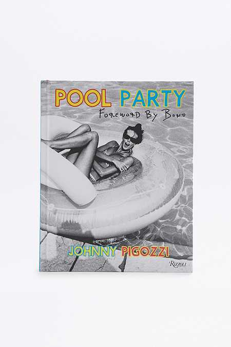 "Buch ""Pool Party"""
