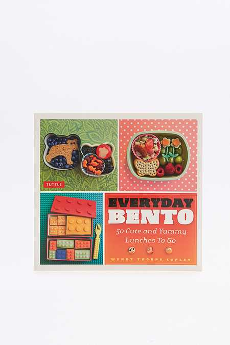 "Buch ""Everyday Bento: 50 Cute and Yummy Lunches to Go"""