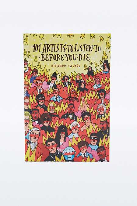 "Buch ""101 Artists to Listen to Before You Die"""