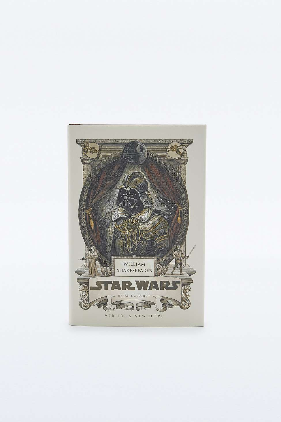 Shakespeare's Star Wars Unique And Quirky Gift Ideas Any Odd Person Will Appreciate (Fun Gifts!)