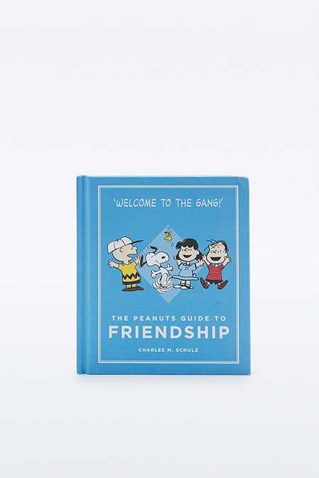 Peanuts Guide to Friendship: Peanuts Guide to Life Book