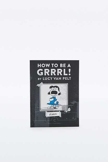 "Buch ""How to be a Grrrl"""