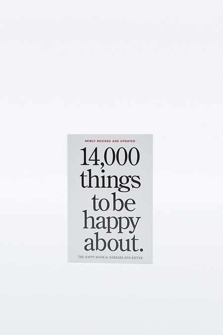 """Buch """"14,000 Things to Be Happy About: Revised Edition"""""""