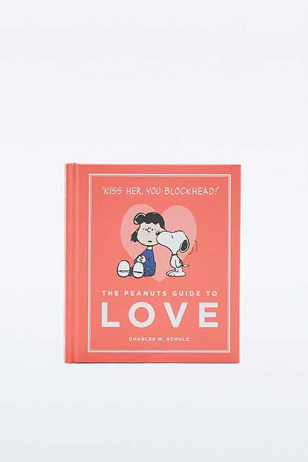 """Buch """"Peanuts Guide to Love: Peanuts Guide to Life"""""""