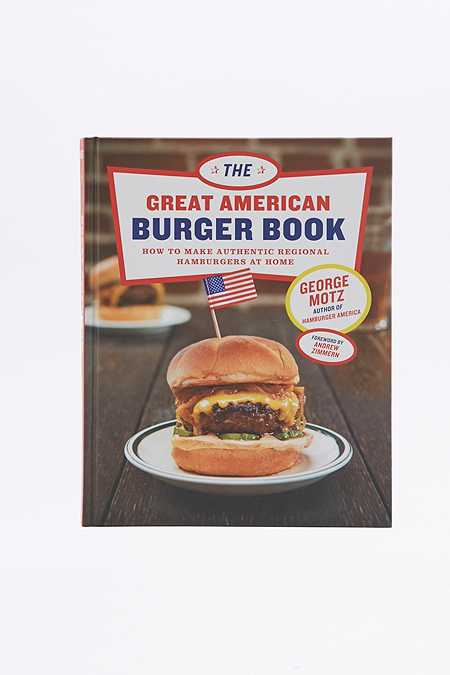 "Buch ""The Great American Burger"""