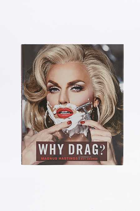"Buch ""Why Drag?"""