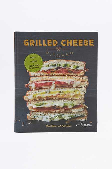 "Buch ""Grilled Cheese Kitchen"""