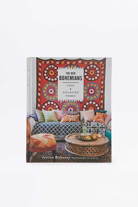 "Buch ""The New Bohemians: Cool & Collected Homes"""