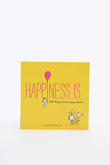"""Buch """"Happiness Is"""""""