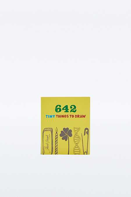 642 Tiny Things to Draw Book