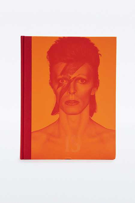 "Buch ""David Bowie Is"""