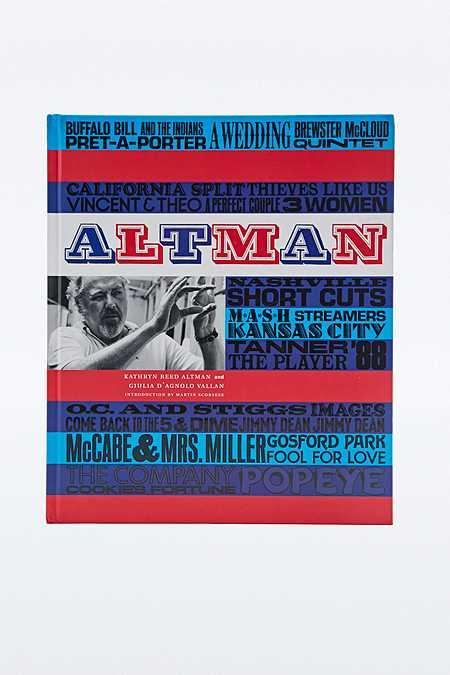 """Buch """"Altman"""""""