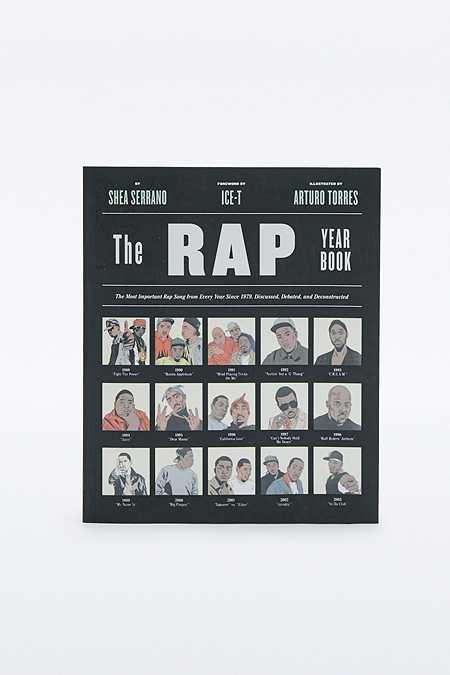 Livre The Rap Year
