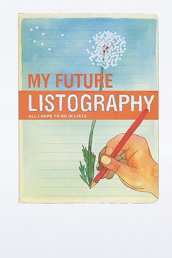 Future Listography Book