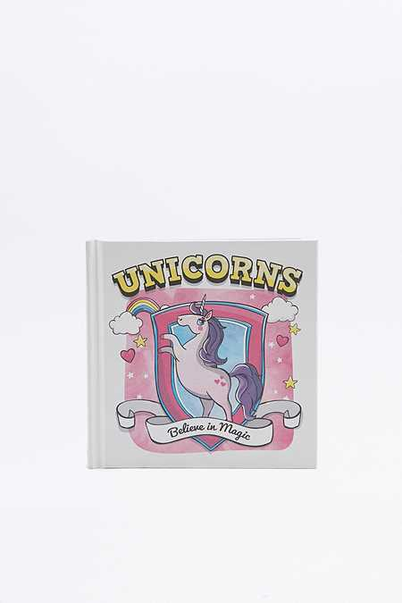 "Buch ""Unicorns: Believe in Magic"""
