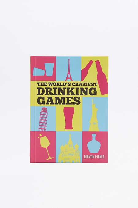 "Buch ""The World's Craziest Drinking Games"""