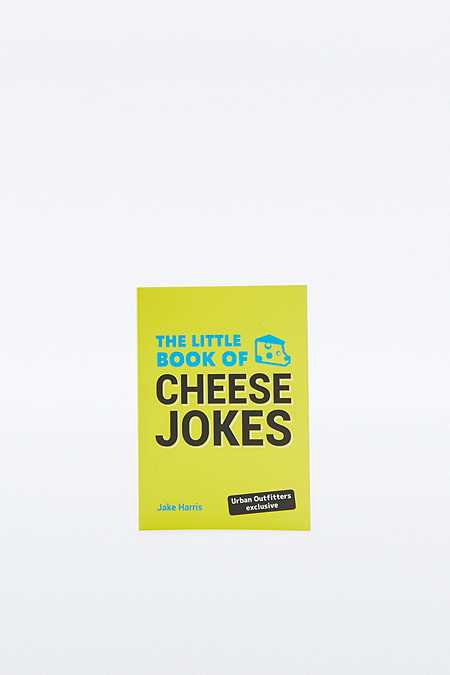 """Buch """"The Little Book of Cheese Jokes"""""""