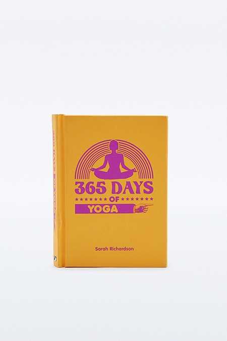 """Buch """"365 Days of Yoga"""""""