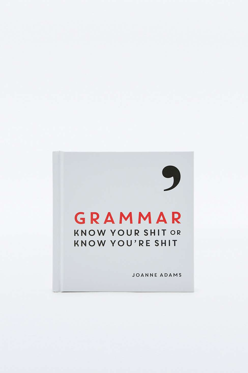 grammar book Unique And Quirky Gift Ideas Any Odd Person Will Appreciate (Fun Gifts!)