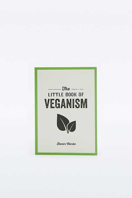 "Buch ""The Little Book of Veganism"""