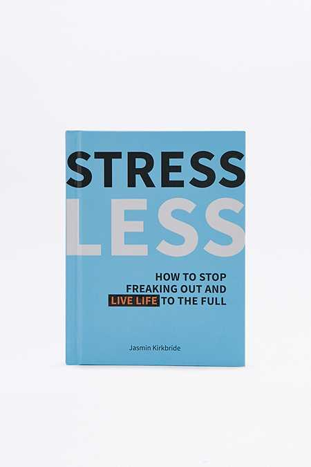 Livre Stress Less
