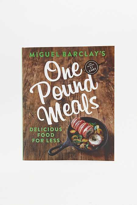 Livre One Pound Meals: Delicious Food For Less