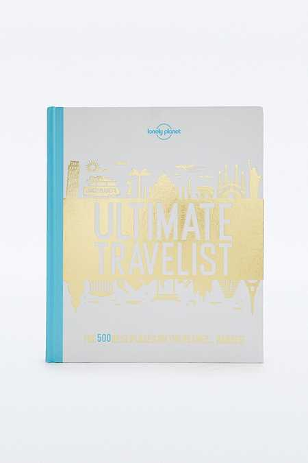 "Lonely Planet – Buch ""Ultimate Travelist"""