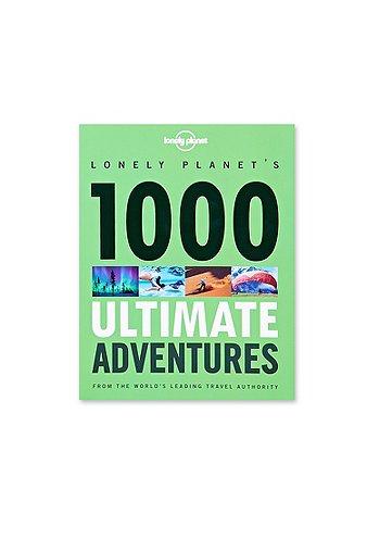 1000 Ultimate Adventures - Livre