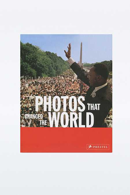 """Photos That Changed The World"" Buch"